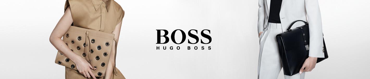 Taschen & Rucksäcke von Hugo Boss: klassisches Design meets zeitgemäße Details.