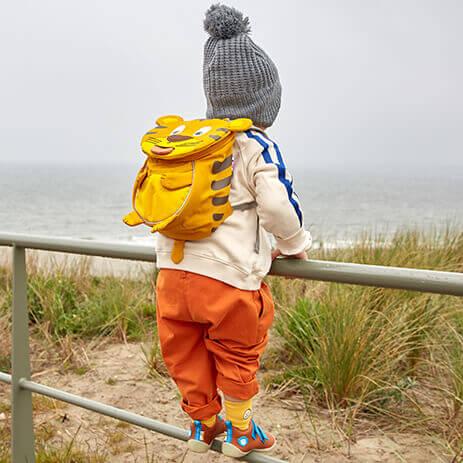 Cool für die Kleinsten: Kindergartentaschen und Rucksäcke