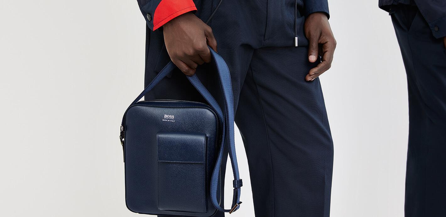 Lederwaren von Boss: zeitlos-elegant im Business-Look