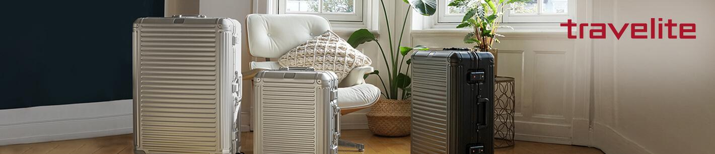 Travelite Trolleys, Taschen und Zubehör bei markenkoffer.de online bestellen.