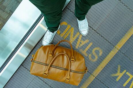 Flexible Reisetaschen