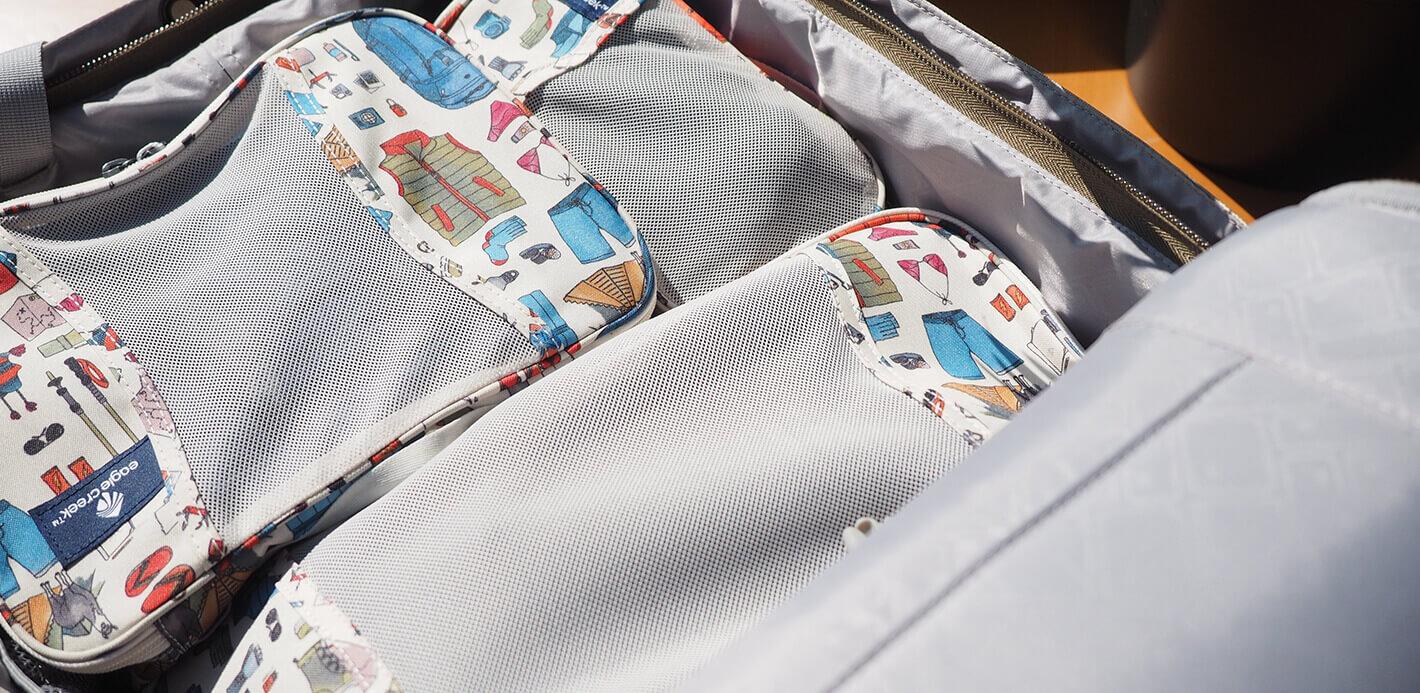 Eagle Creek Pack It: Ihre Kleidung, Zubehör und Kleinigkeit bestens verstaut und professionell verpackt.