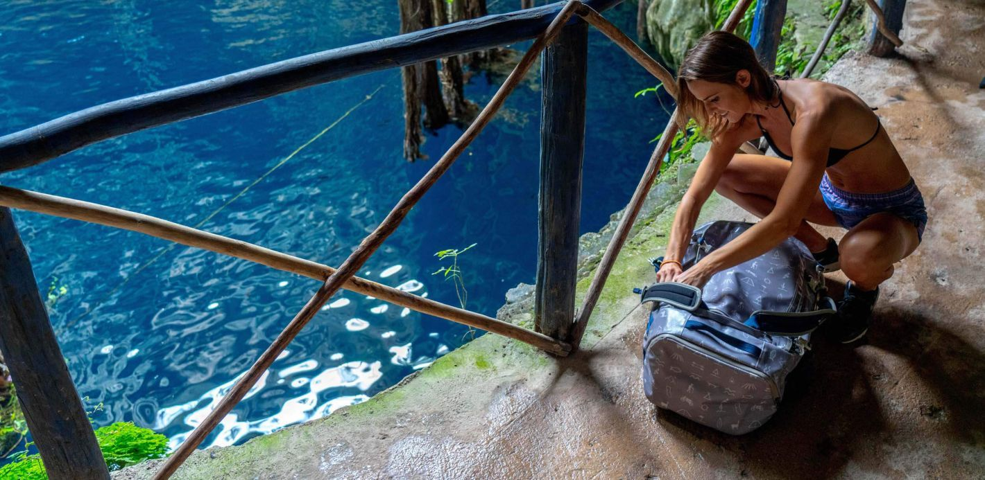 Innovativ und nachhaltig unterwegs - mit Eagle Creek Taschen, Trolleys und Zubehör