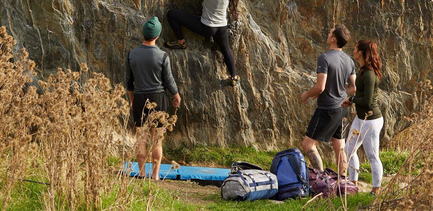 On Tour mit dem passenden Gepäck: Eagle Creek bietet Taschen, Trolleys, Rucksäcke, Packsysteme und vieles mehr.