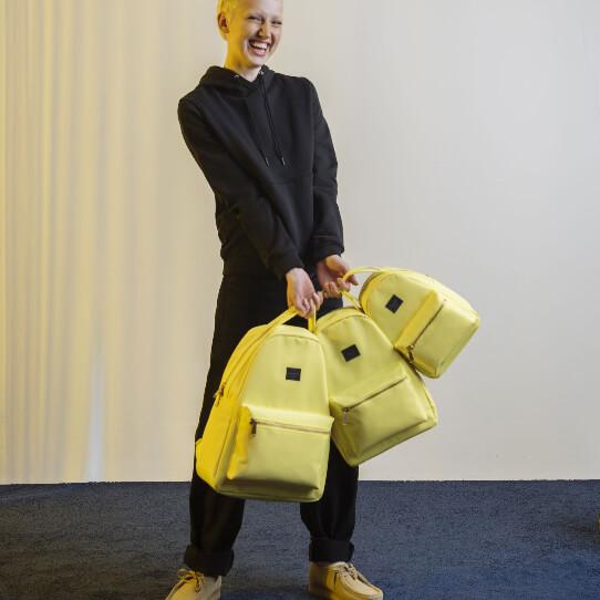 Herschel Rucksäcke: unterschiedliche Größen, unterschiedliche Modelle - für Stilbewusste der perfekte Begleiter.