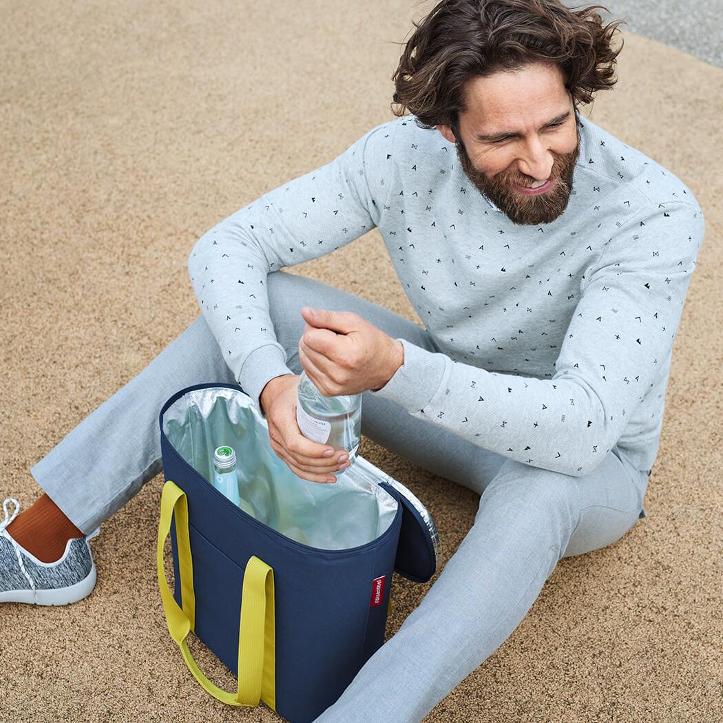Kühltasche - fürs Camping ein Must-have.