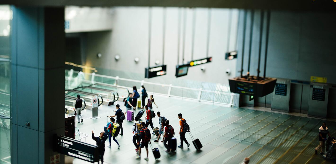 Gepäckbestimmungen für Aufgabegepäck