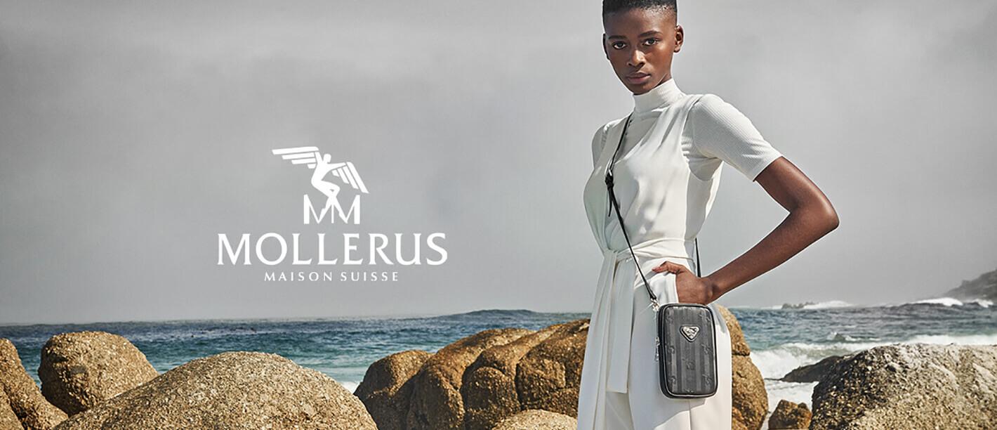 Premiummarke Maison Mollerus - Taschen und Accessoires online kaufen.
