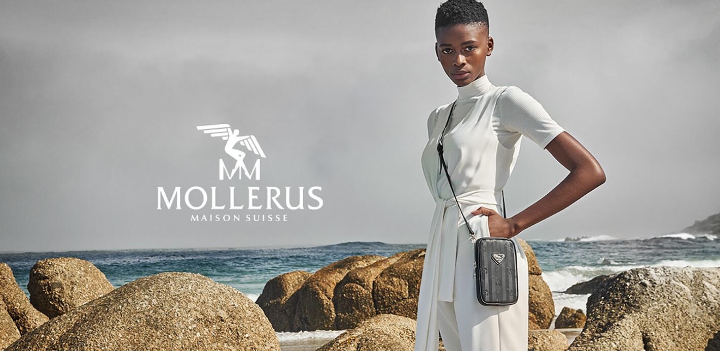 Maison Mollerus Bags und Accessoires - Eleganz für Tag und Nacht