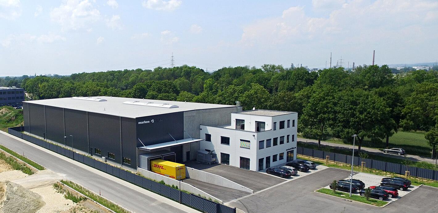 Markenkoffer Headquarter