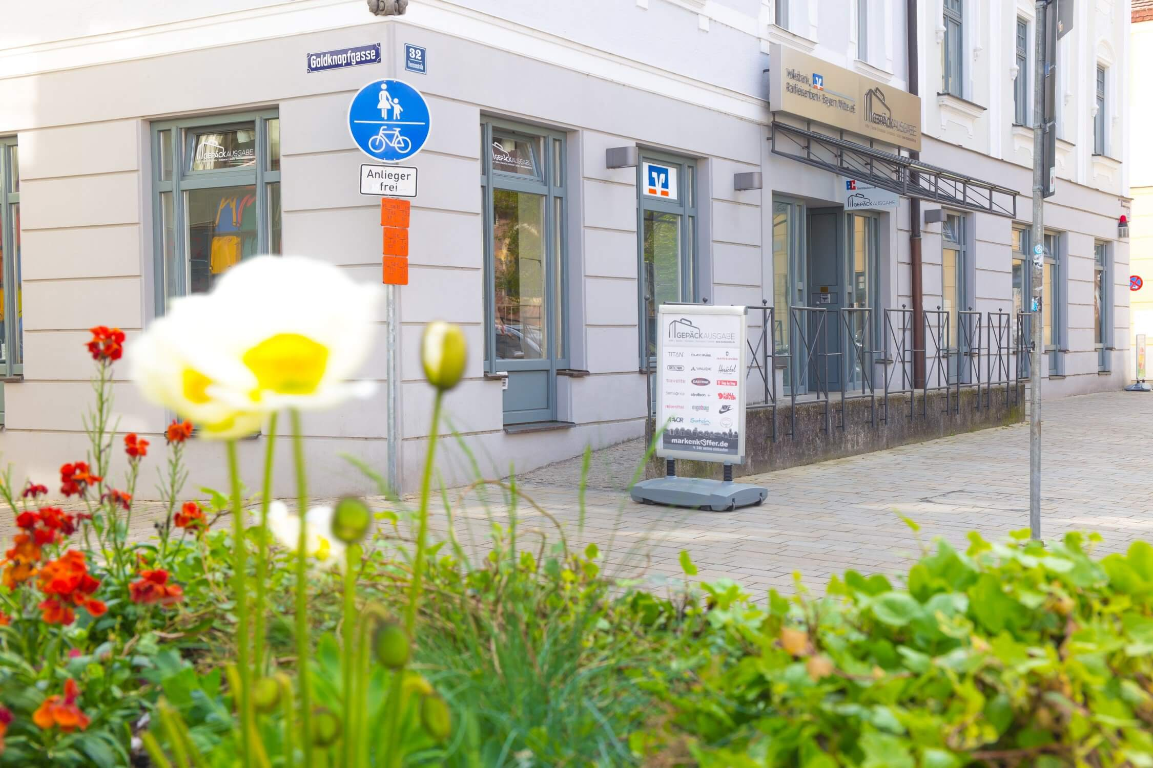 Markenkoffer Fachgeschäft Ingolstadt