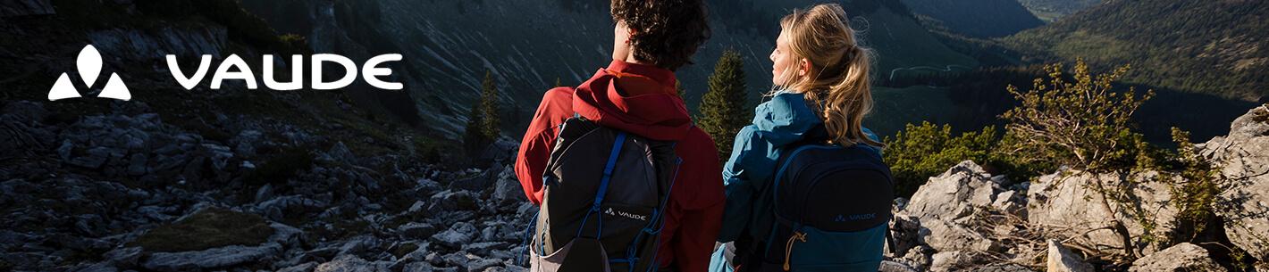 Vaude Produkte - Qualität für Bergsport, Freizeit und Reisen.
