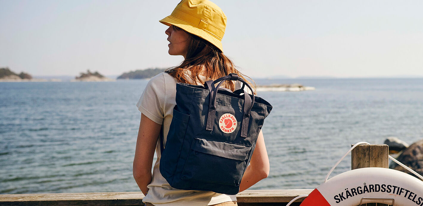 Rucksack, Taschen, Accesoires: Fjällräven weiß, wie Natur entdecken Freude bereitet.