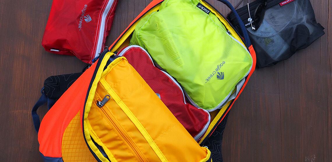 Packhilfen für die Autoreise