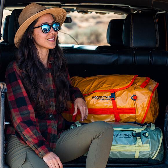 Weichgepäck für Autoreisen