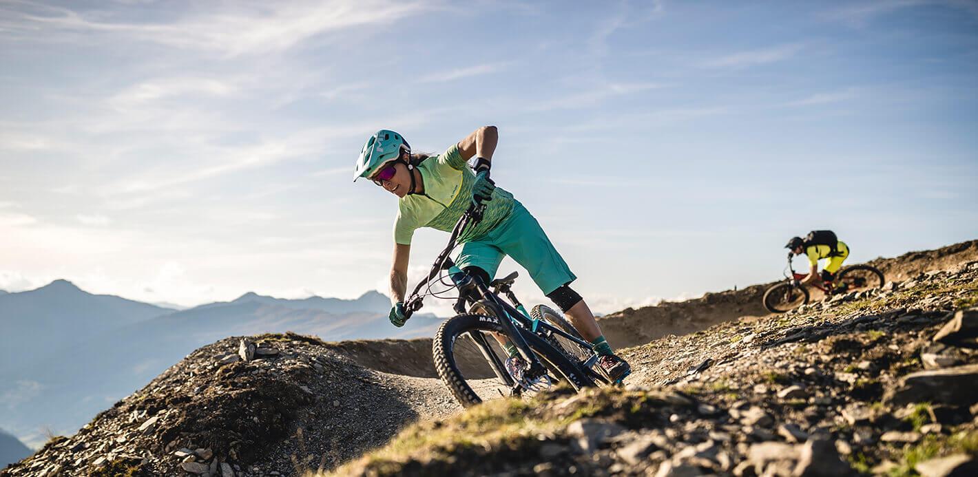 Bergsportler und Athleten vertrauen jeden Tag auf die Qualität von VAUDE.