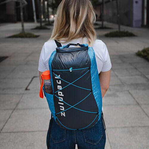 Material-Check: Wasserfester Rucksack von Zulupack.