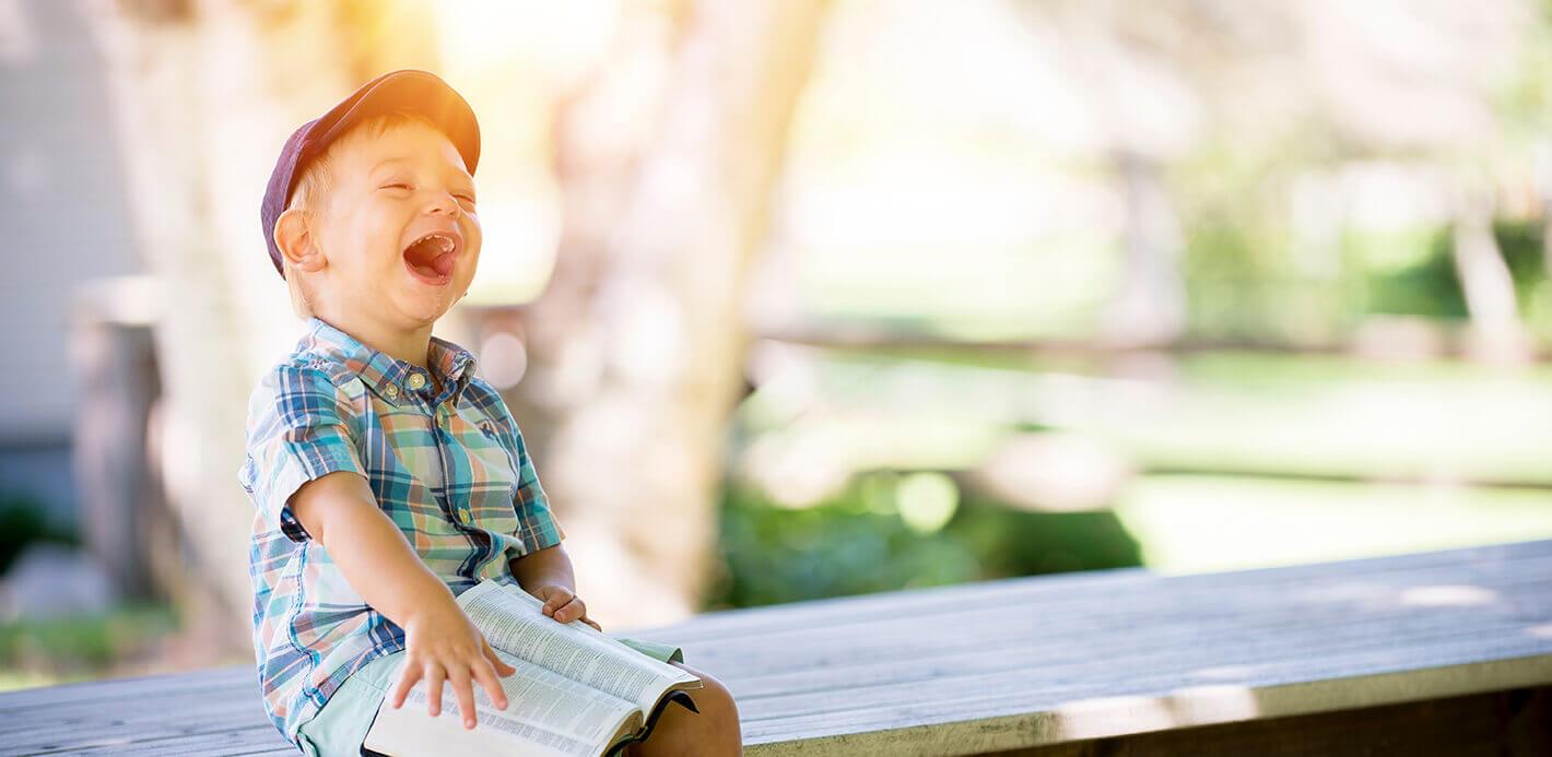 Grundschule: Kinder freuen sich auf ihren Schulstart.