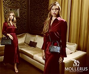 Taschen und Geldbörsen von Maison Mollerus