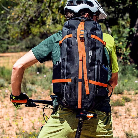 Bikerucksack oder Fahrradtasche: Den perfekten Begleiter für Ihre Radtour online shoppen.