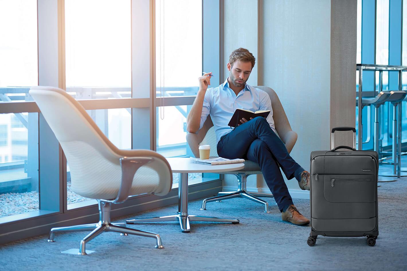 Ob im Business oder in der Freizeit: für Kabinengepäck gelten besondere Regeln.