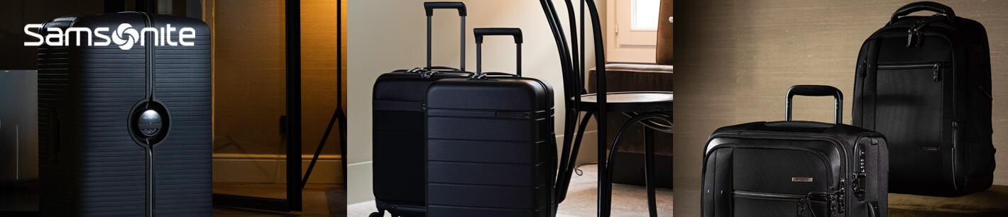 Samsonite: führender Hersteller für Koffer und Reisegepäck.