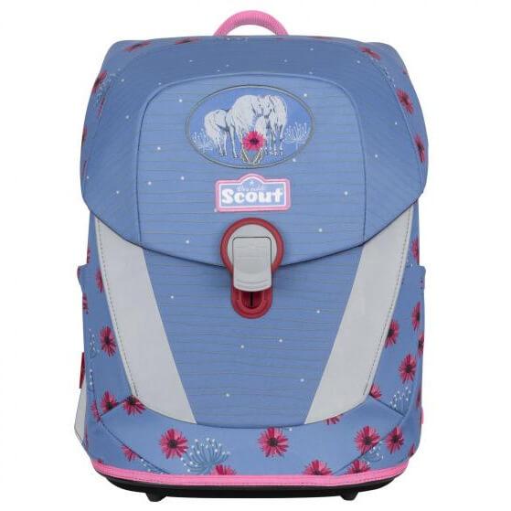 Scout Sunny II: der schlanke Schulrucksack für zierliche Kinder.
