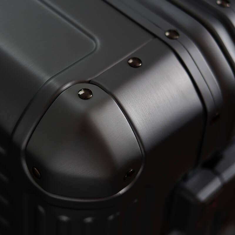 travelite Aluminiumkoffer