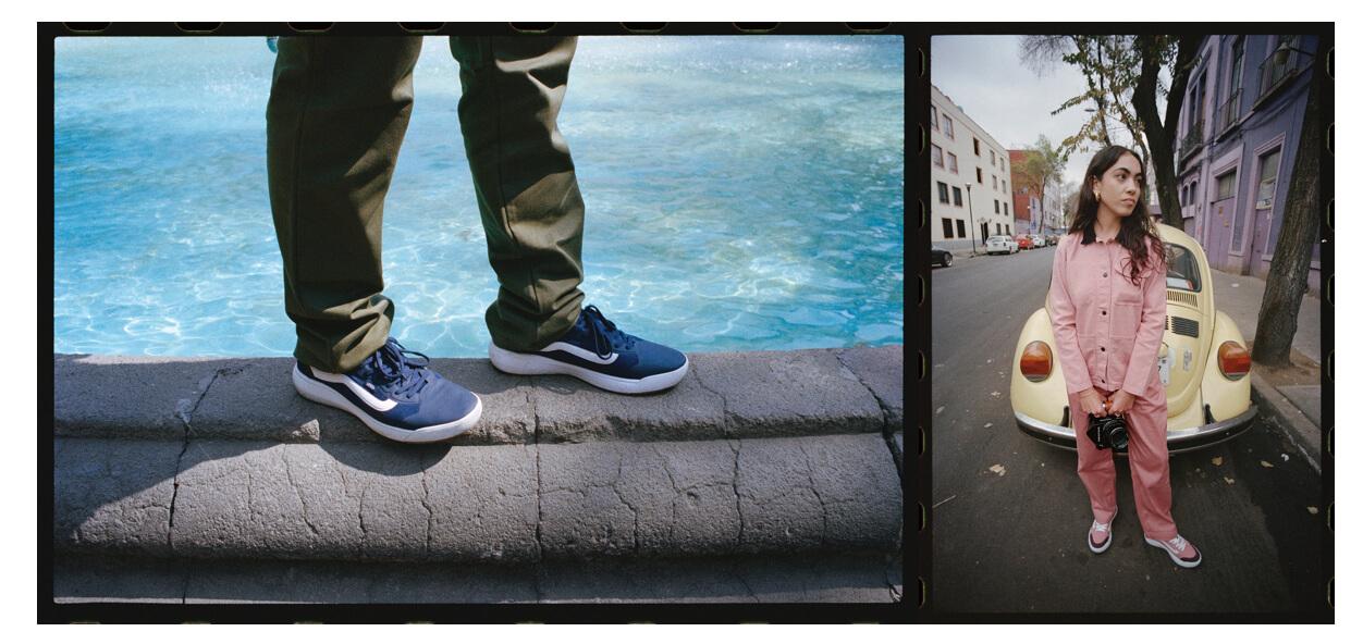 Lässige VANS Sneaker, Rucksäcke und Accessoires online entdecken.