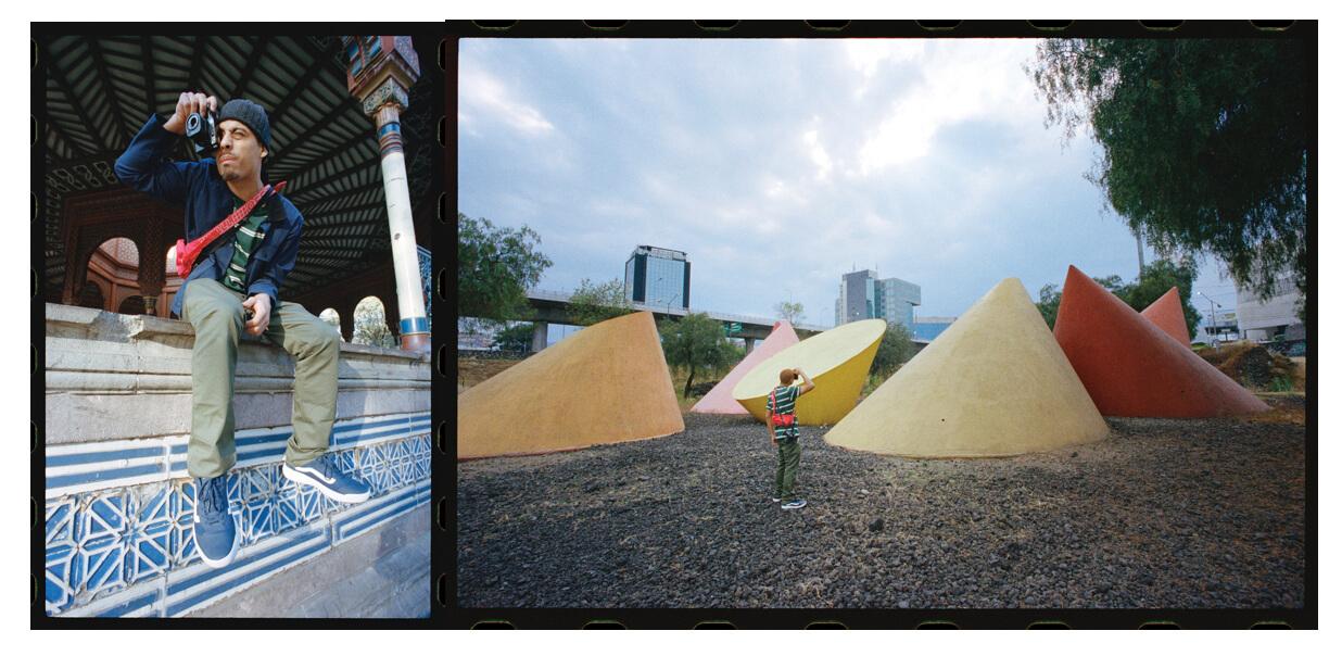 VANS  Sneaker - von den Skaterparks in den Niederlanden in die Welt.
