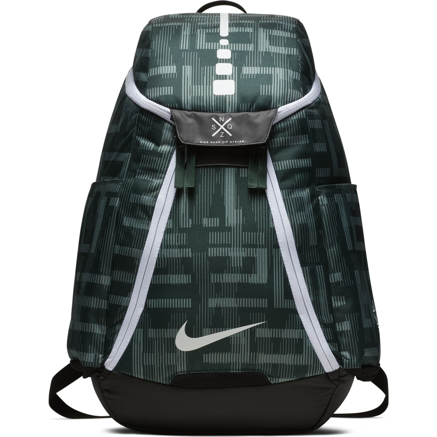 Nike Hoops Elite Max Air Graphic Basketball Rucksack AOP ...