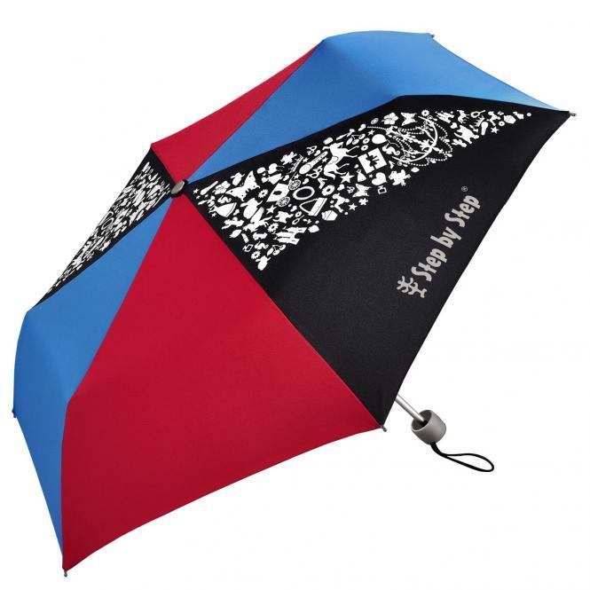 Step by Step Zubehör Kinder-Regenschirm - Pink Blue