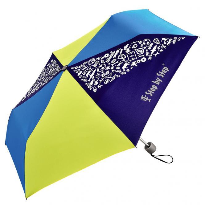 Step by Step Zubehör Kinder-Regenschirm - Blue Yellow
