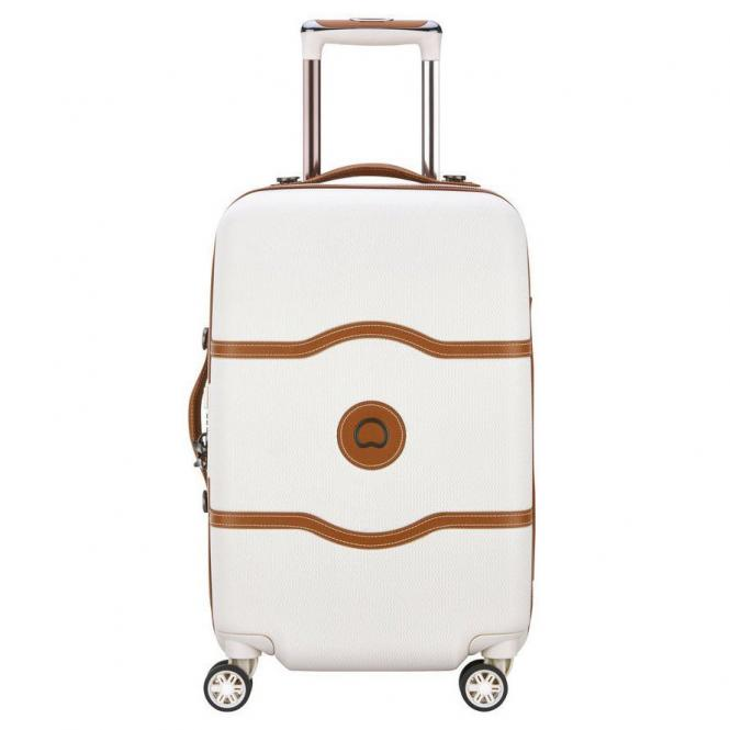 Delsey Chatelet Air 4-Rollen-Kabinentrolley 55 cm - Delsey Chatelet Air 4-Rollen-Kabinentrolley 55 cm