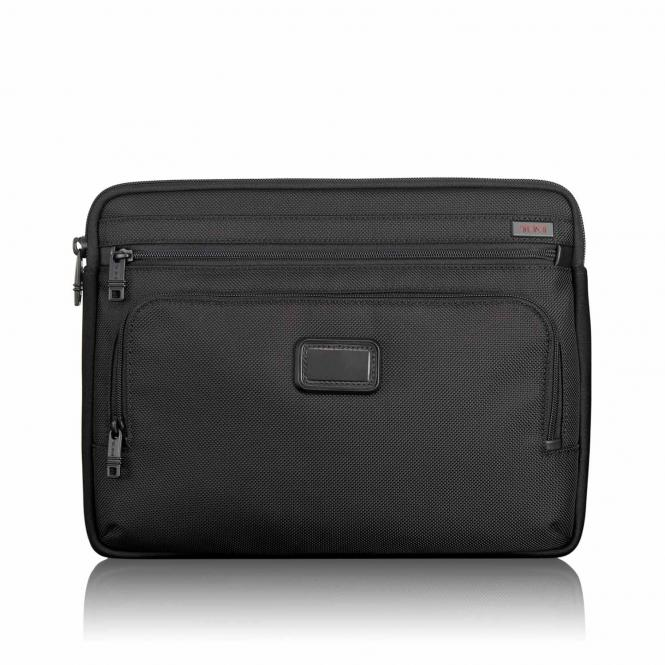Tumi Alpha2 Business - Ballistic Nylon Laptop C...