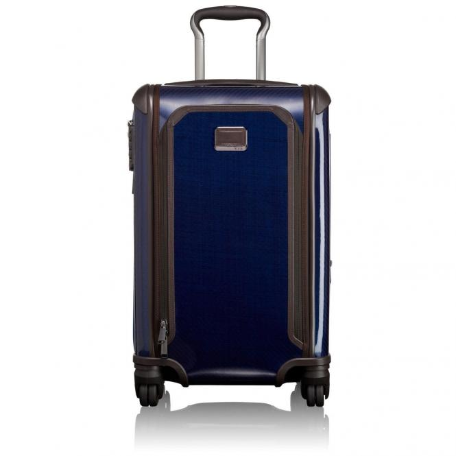 Tumi Tegra-Lite Max International Expandable Carry-On 4-Rollen-Kabinentrolley 56 cm - baltic
