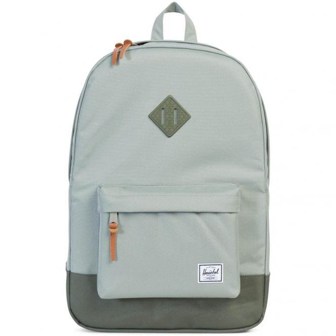 Herschel Heritage Backpack Rucksack 45 cm - shadow/beetle rubber