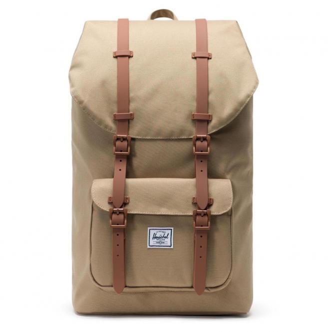 Herschel Little America Backpack 49.5 cm - kelp