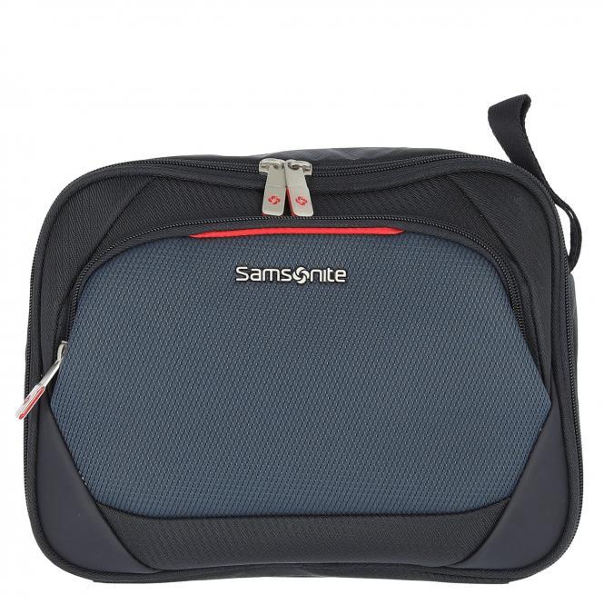 Samsonite Dynamore Toilet Kit 28 cm - blue