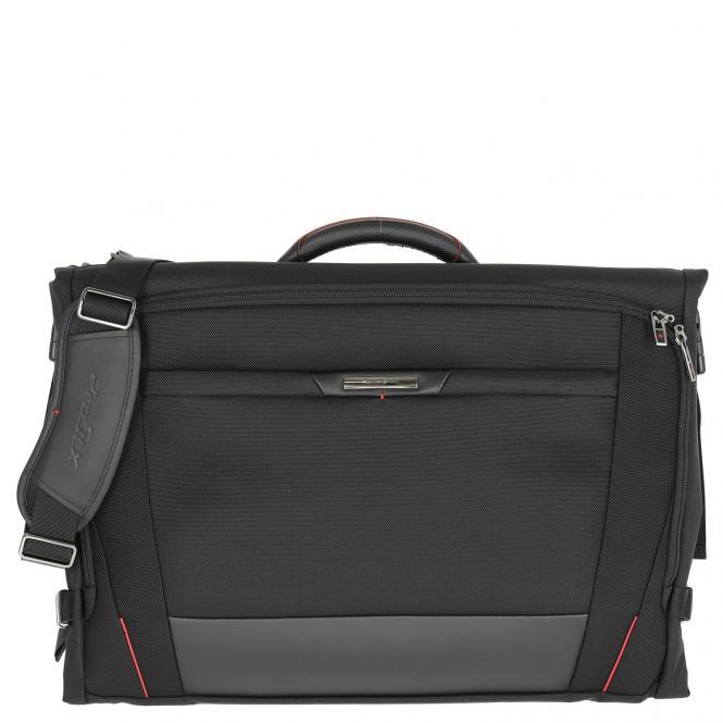 Samsonite PRO-DLX 5 Tri-Fold Garment Bag 55 cm - black