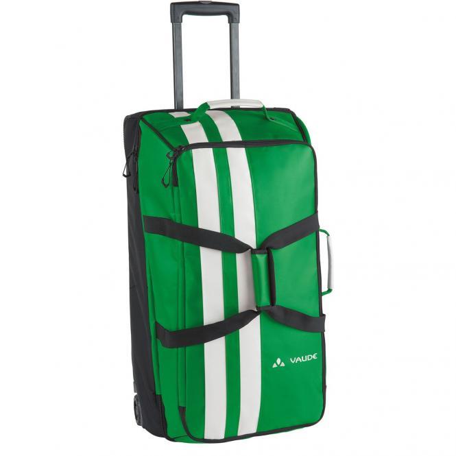 Vaude New Island Tobago 90 Rollenreisetasche 75 cm - apple green