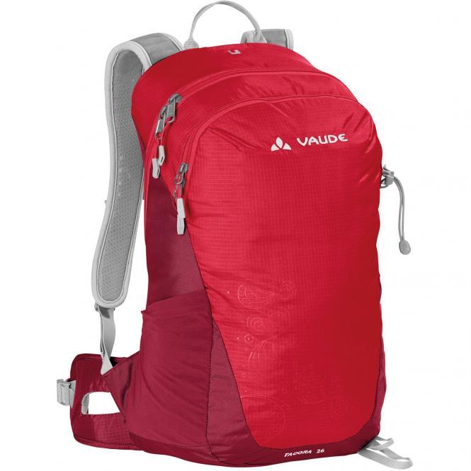 Vaude Backpacks Tacora 26 Frauen-Rucksack 51 cm - red