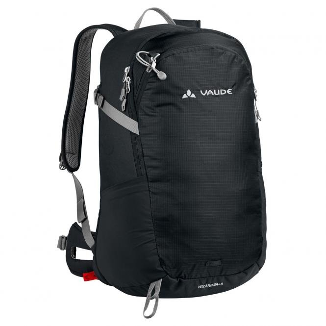 Vaude Backpacks Wizard 24+4 Wanderrucksack 48 cm - black