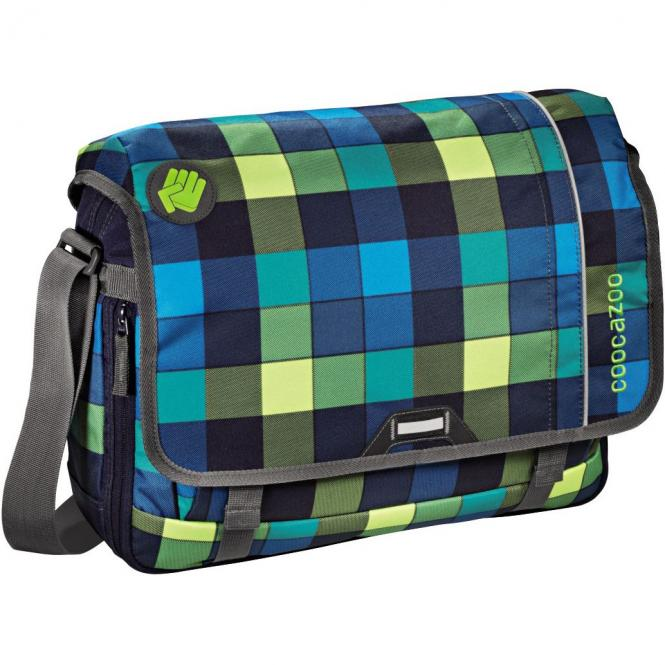 Coocazoo HangDang Schultertasche - Lime District