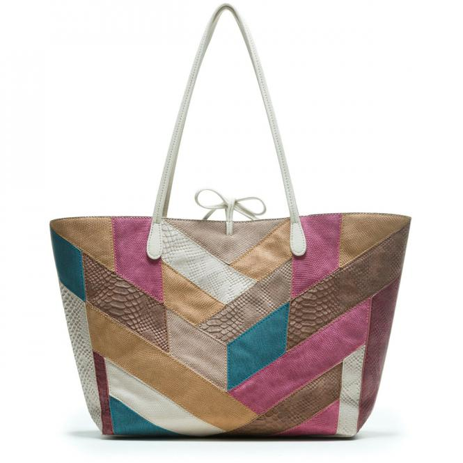 Desigual Bols Talia Capri Shopper 2 in 1 - marron