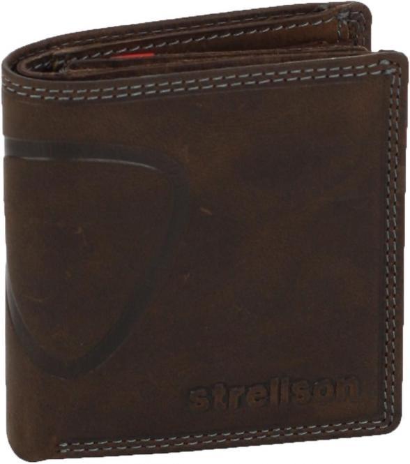 Strellson Baker Street Geldbörse BillFold Q7 - ...
