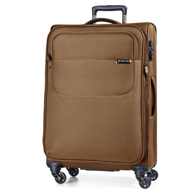 March 15 Carter Special Edition 4-Rollen-Trolley M 67 cm erweiterbar - March 15 Carter Special Edition 4-Rollen-Trolley