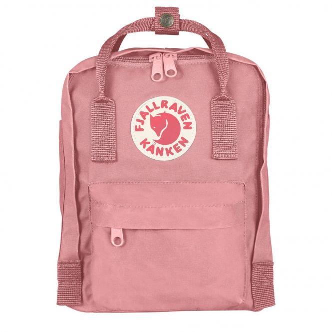 Fjällräven Kanken Mini Rucksack 29 cm - pink
