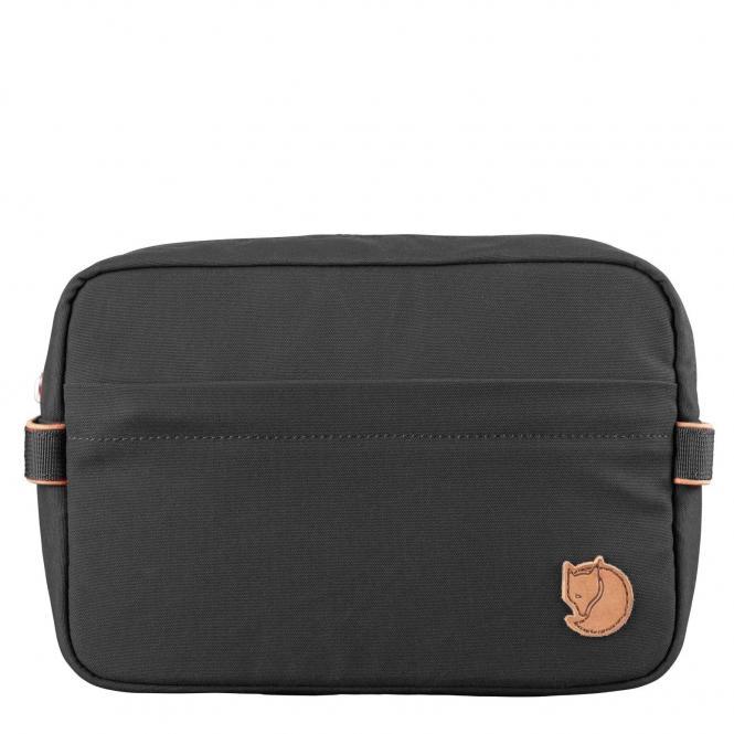 Fjällräven Travel Toiletry Bag Kulturtasche - dark grey