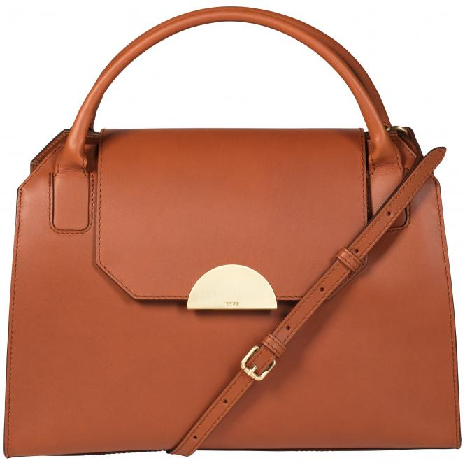 Bree Cambridge 12 Handtasche 36 cm - whisky